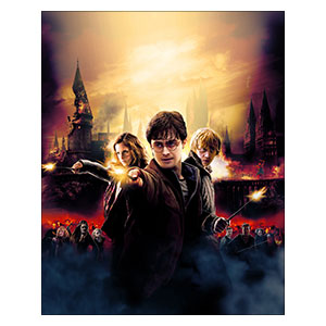 Harry Potter. Размер: 40 х 50 см